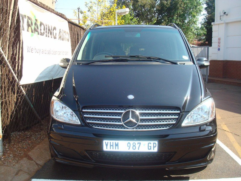 Mercedes-Benz Viano 3.0 2009 photo - 5