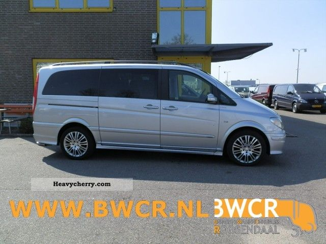 Mercedes-Benz Viano 3.0 2009 photo - 6