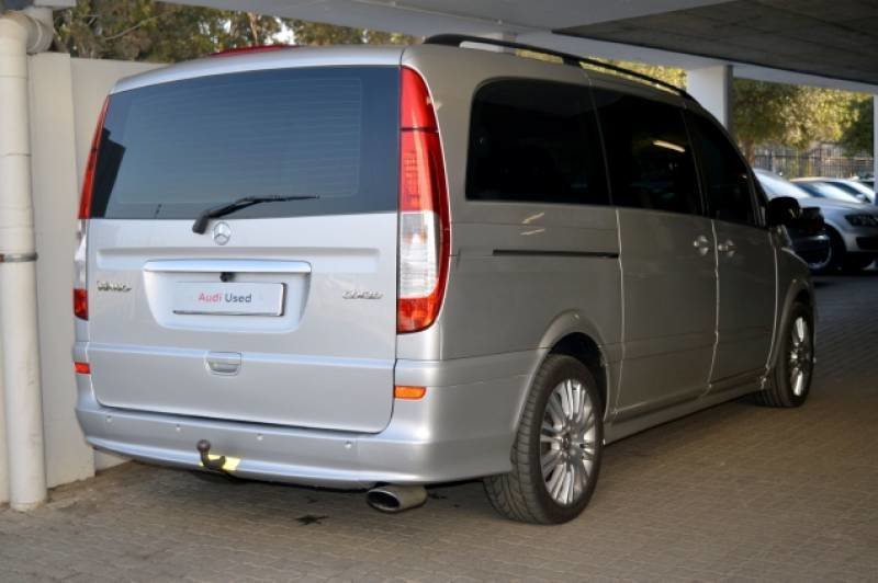 Mercedes-Benz Viano 3.0 2009 photo - 7