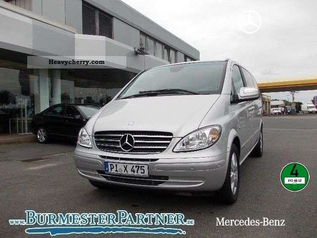 Mercedes-Benz Viano 3.5 2007 photo - 10