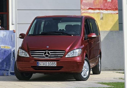 Mercedes-Benz Viano 3.5 2007 photo - 12