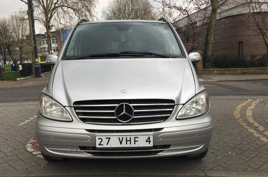 Mercedes-Benz Viano 3.5 2007 photo - 4