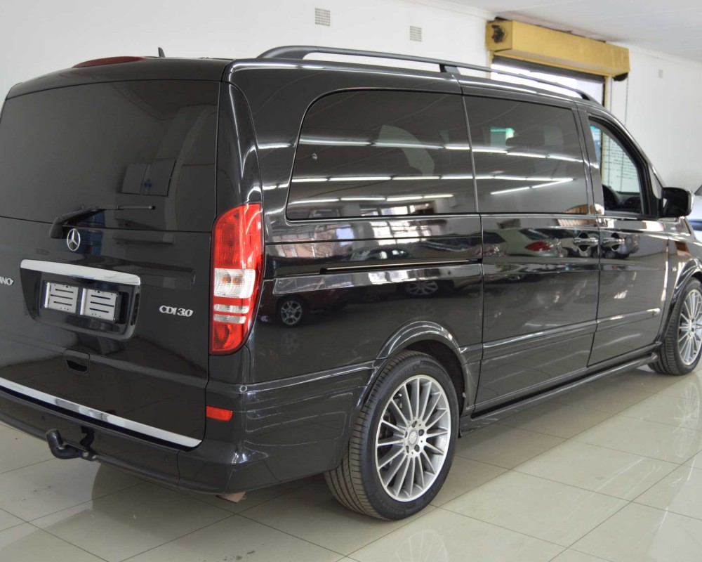 Mercedes-Benz Viano 3.5 2007 photo - 5