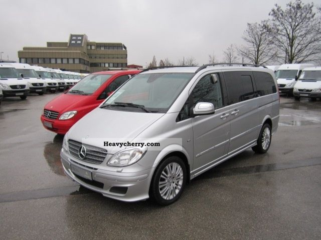 Mercedes-Benz Viano 3.5 2007 photo - 6