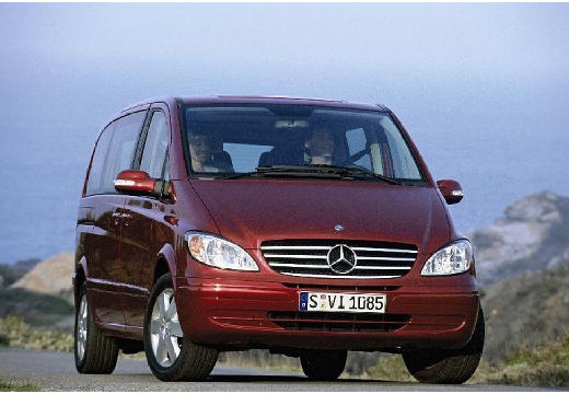 Mercedes-Benz Viano 3.5 2007 photo - 9