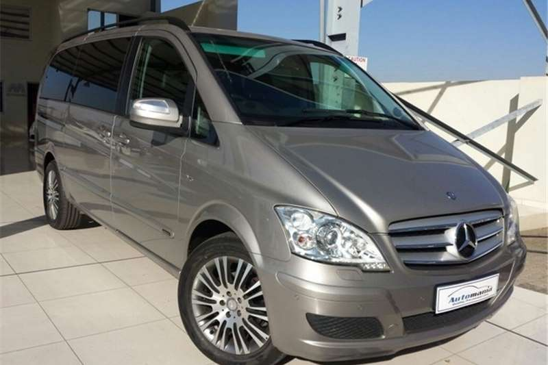 Mercedes-Benz Viano 3.5 2013 photo - 2