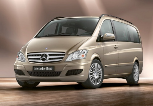 Mercedes-Benz Viano 3.5 2013 photo - 4