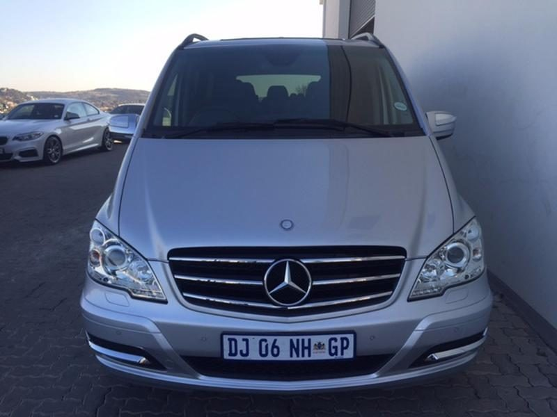 Mercedes-Benz Viano 3.5 2013 photo - 6