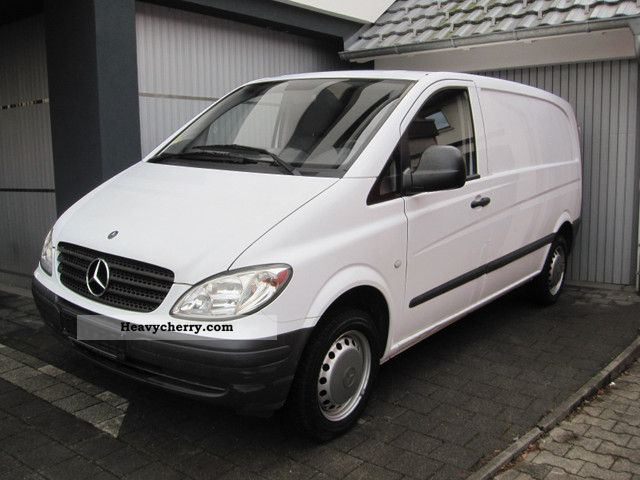 Mercedes-Benz Vito 109 2003 photo - 1