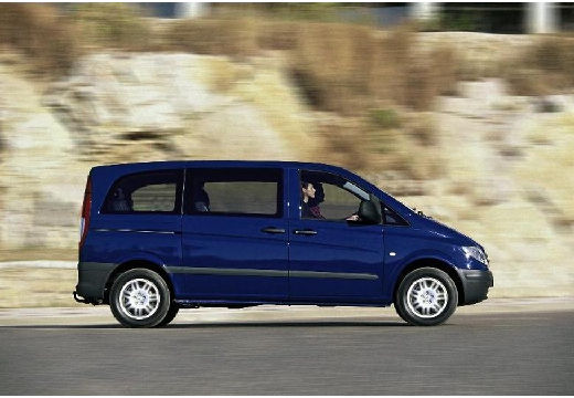 Mercedes-Benz Vito 109 2003 photo - 11