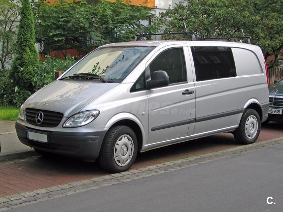 Mercedes-Benz Vito 109 2003 photo - 12
