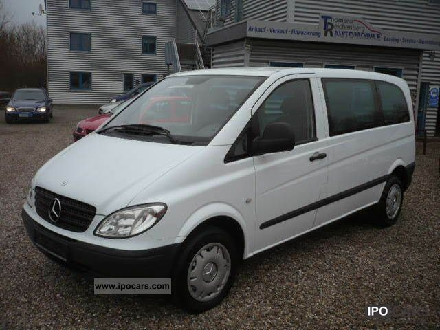 Mercedes-Benz Vito 109 2003 photo - 2