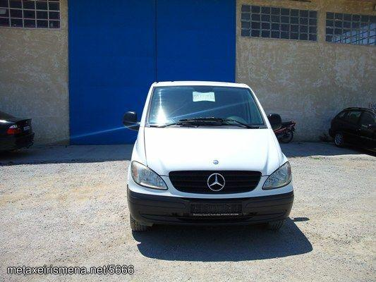 Mercedes-Benz Vito 109 2003 photo - 3