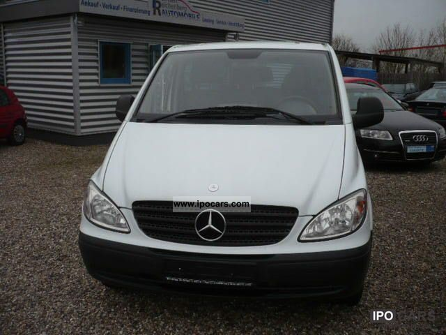 Mercedes-Benz Vito 109 2003 photo - 4
