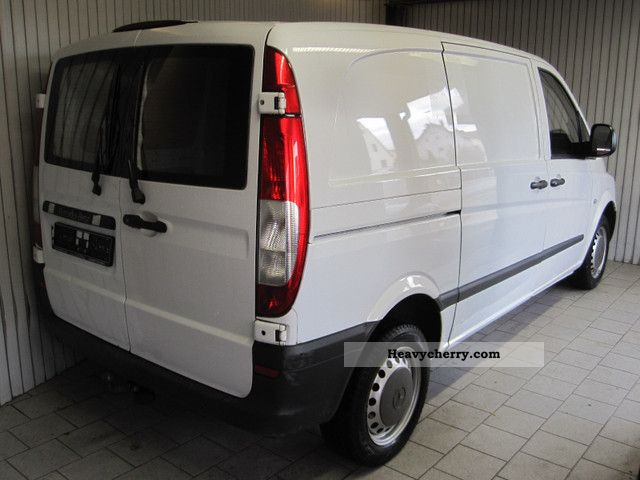 Mercedes-Benz Vito 109 2003 photo - 5