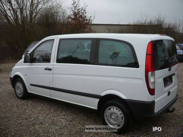 Mercedes-Benz Vito 109 2003 photo - 7
