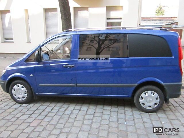 Mercedes-Benz Vito 109 2005 photo - 1