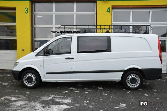 Mercedes-Benz Vito 109 2005 photo - 10