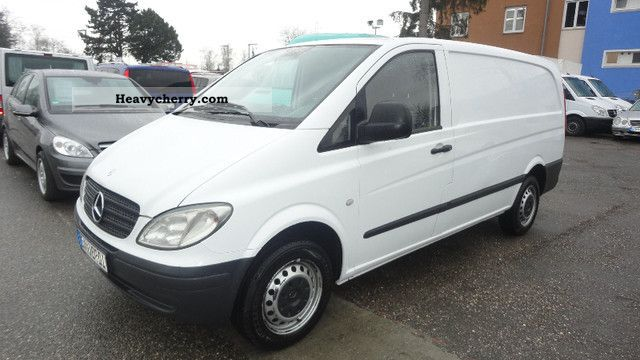 Mercedes-Benz Vito 109 2005 photo - 12