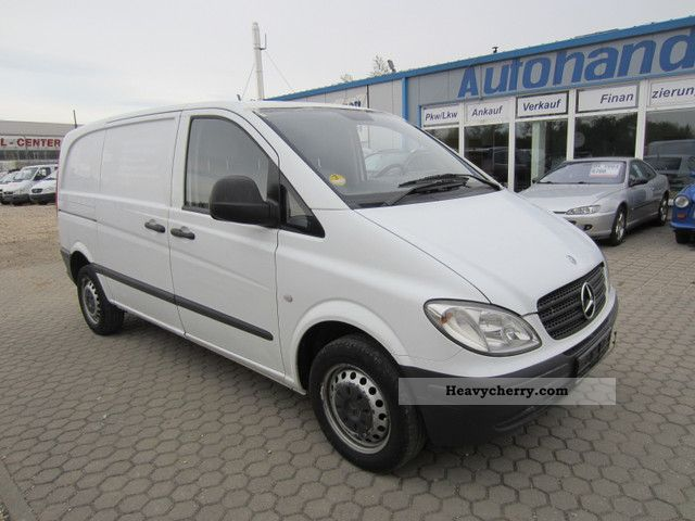 Mercedes-Benz Vito 109 2005 photo - 2