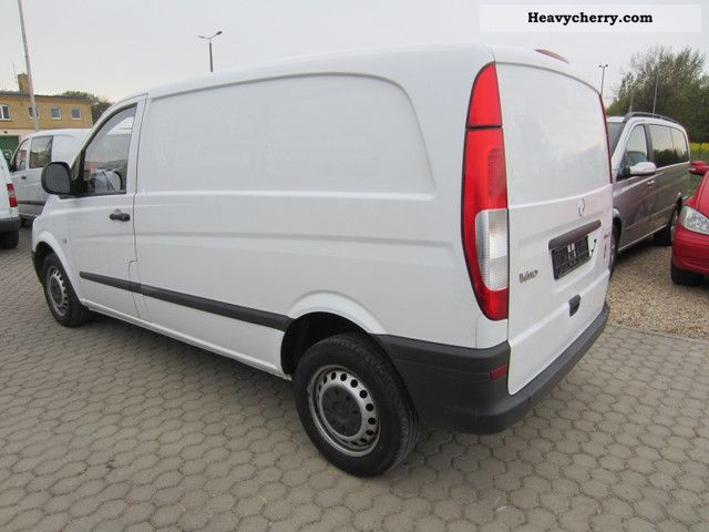 Mercedes-Benz Vito 109 2005 photo - 3