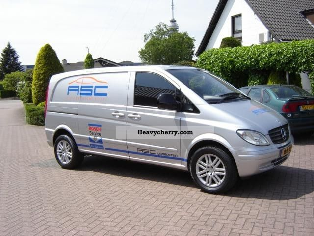 Mercedes-Benz Vito 109 2005 photo - 4