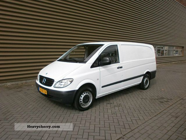 Mercedes-Benz Vito 109 2005 photo - 5