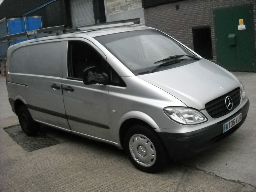 Mercedes-Benz Vito 109 2005 photo - 6