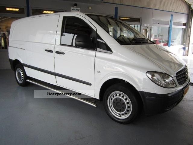 Mercedes-Benz Vito 109 2005 photo - 7