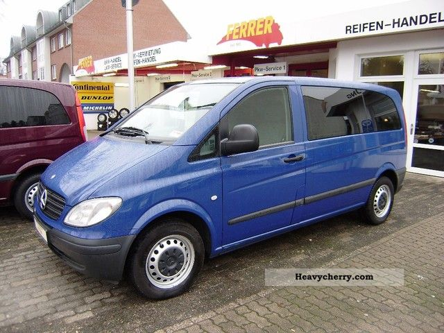 Mercedes-Benz Vito 109 2005 photo - 8