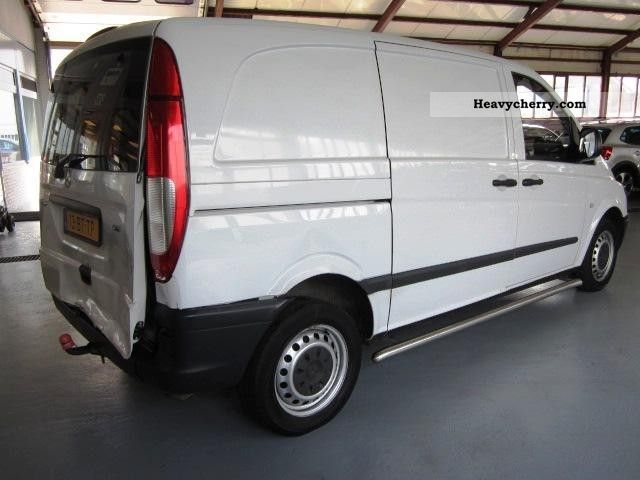 Mercedes-Benz Vito 109 2005 photo - 9