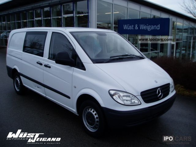 Mercedes-Benz Vito 109 2008 photo - 1