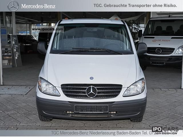 Mercedes-Benz Vito 109 2008 photo - 10