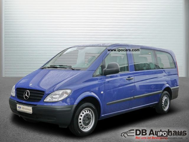 Mercedes-Benz Vito 109 2008 photo - 2
