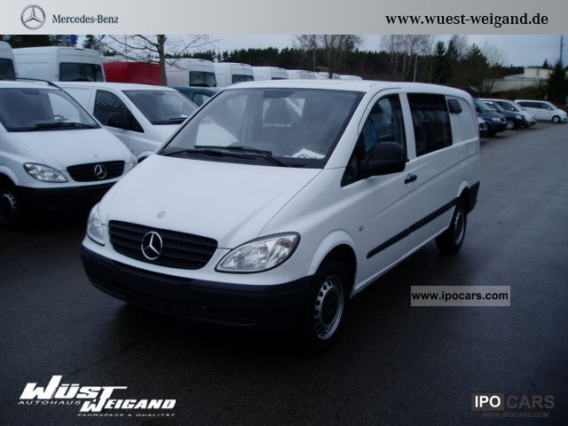 Mercedes-Benz Vito 109 2008 photo - 3