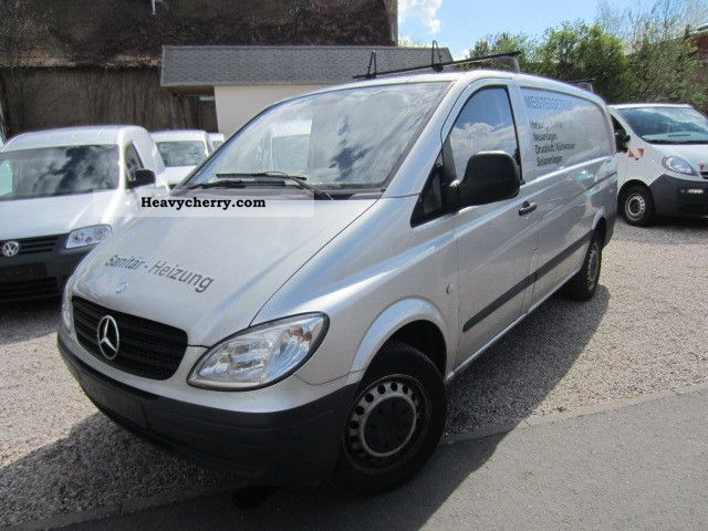 Mercedes-Benz Vito 109 2008 photo - 4