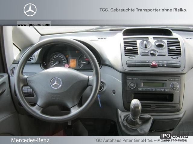 Mercedes-Benz Vito 109 2008 photo - 5