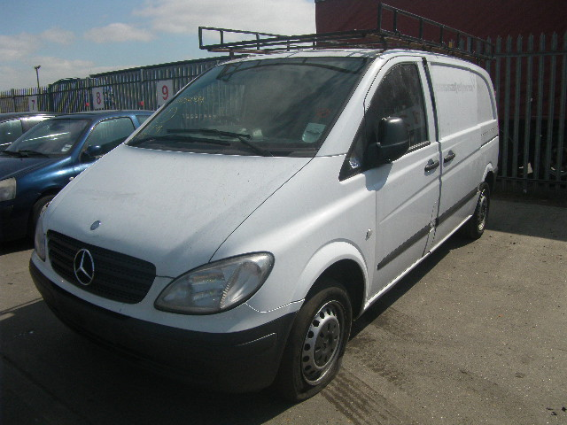 Mercedes-Benz Vito 109 2008 photo - 6