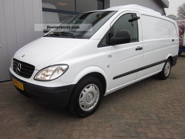 Mercedes-Benz Vito 109 2008 photo - 7