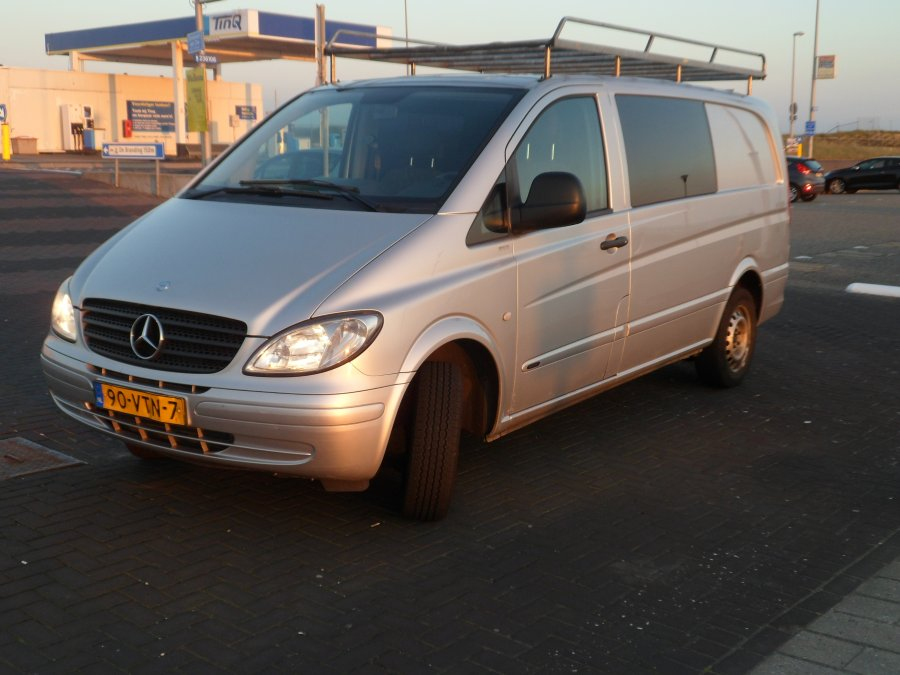 Mercedes-Benz Vito 109 2008 photo - 9