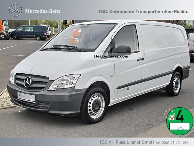 Mercedes-Benz Vito 110 2010 photo - 1