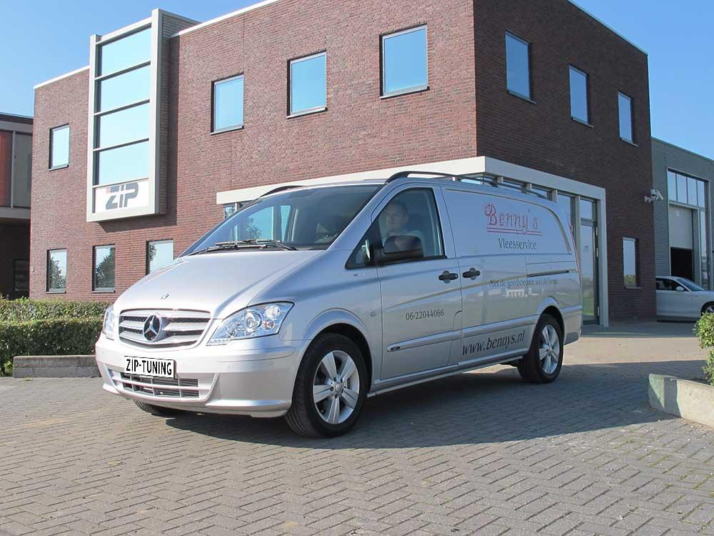 Mercedes-Benz Vito 110 2010 photo - 11