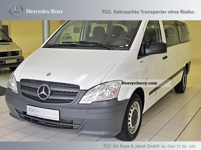 Mercedes-Benz Vito 110 2010 photo - 2