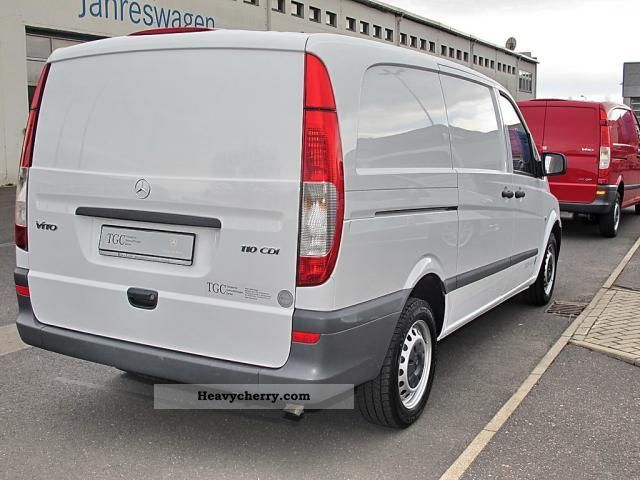 Mercedes-Benz Vito 110 2010 photo - 3