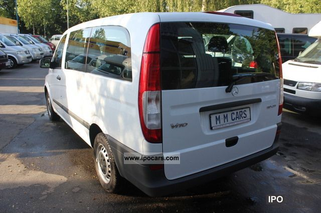 Mercedes-Benz Vito 110 2010 photo - 4