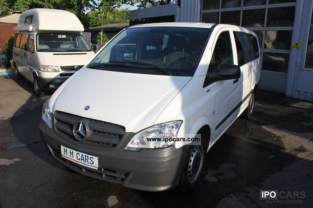 Mercedes-Benz Vito 110 2010 photo - 5
