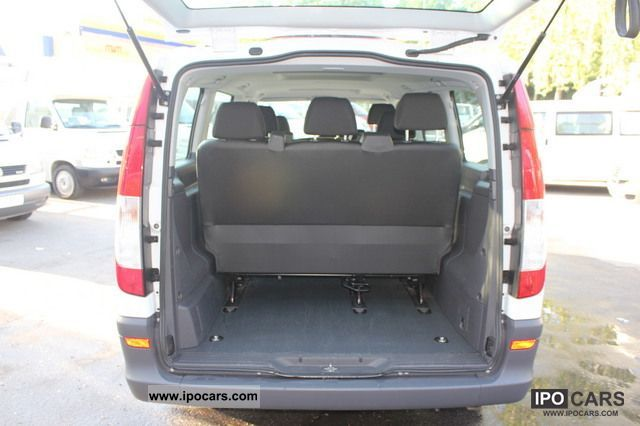 Mercedes-Benz Vito 110 2010 photo - 6
