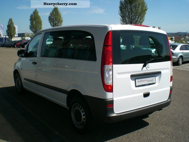 Mercedes-Benz Vito 110 2010 photo - 8
