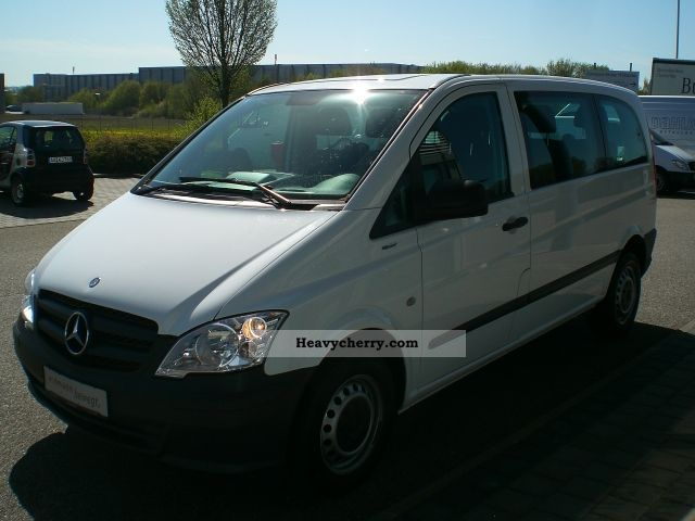 Mercedes-Benz Vito 110 2010 photo - 9