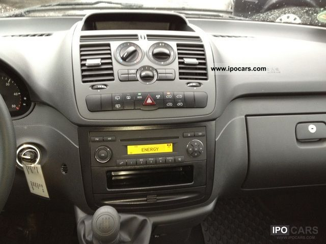 Mercedes-Benz Vito 110 2012 photo - 10